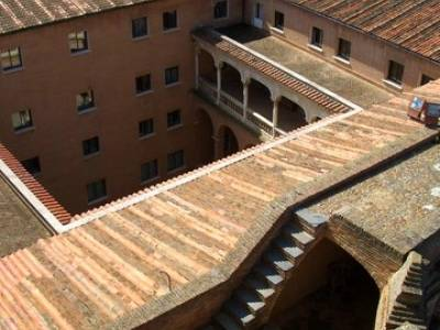 Coca - Ruta de castillos - Castillos Valladolid - Castillos Segovia - Castillo Cuellar; pueblos de e